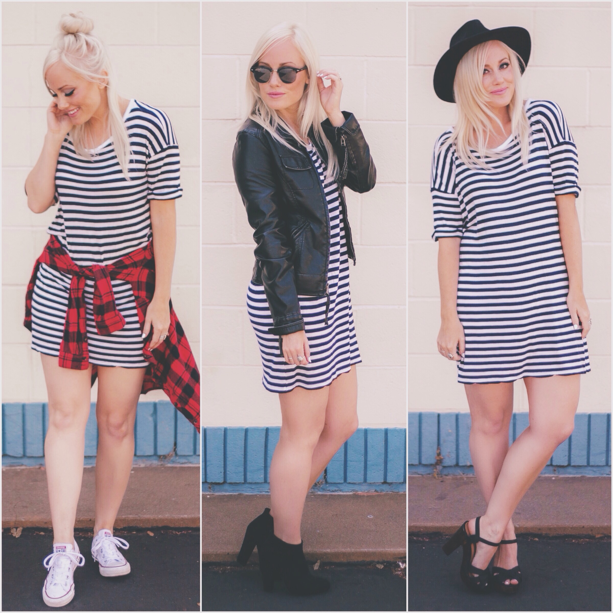 Ways Different Style T 3 Shirt To A Dress WEDH9I2Y