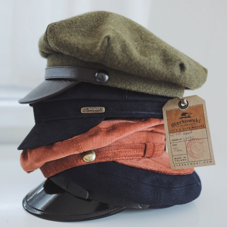 Sterkowski- Handcrafted Hats from Poland 2b3a65e67df