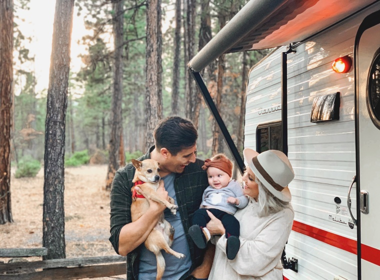 We Took Everly On Her Second RV Adventure! We Put Together